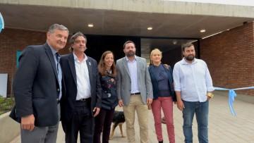 """Dieron a conocer el programa """"Universidad Sin Muros"""" en la inauguración de un NIDO en el Barrio Flores"""