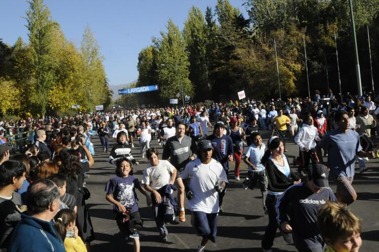 Deportes festejará sus 75 años con una maratón