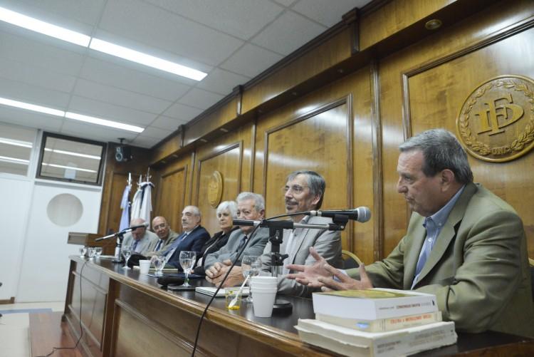 Con una mirada local debatieron la Reforma Constitucional de 1994
