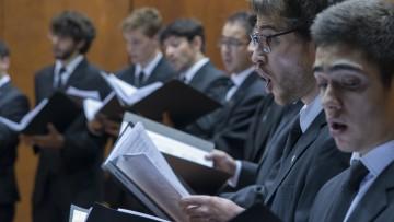 El CUM alza su voz para cantar música que alimenta el espíritu