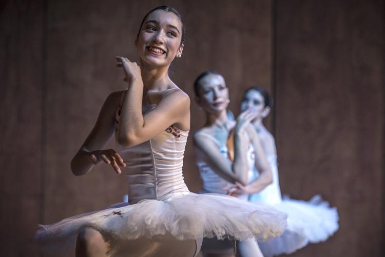 Función de cierre de los Talleres de Danza del Ballet