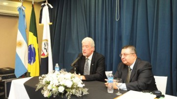 Integrantes del cuerpo consular de Mendoza se reunirán con autoridades universitarias para trabajar en conjunto
