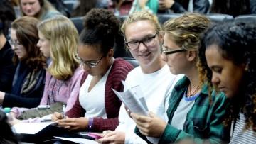 Estudian en la Universidad más de 150 extranjeros