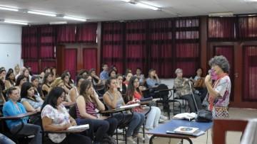 Con Mariú Carrera la UNCuyo cerró sus actividades para construir memoria