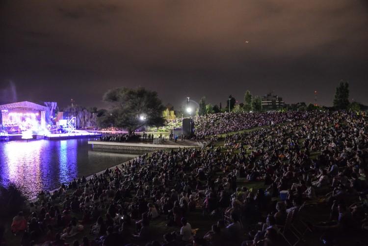 Más de 10 mil personas en el cierre artístico de la UNCUYO