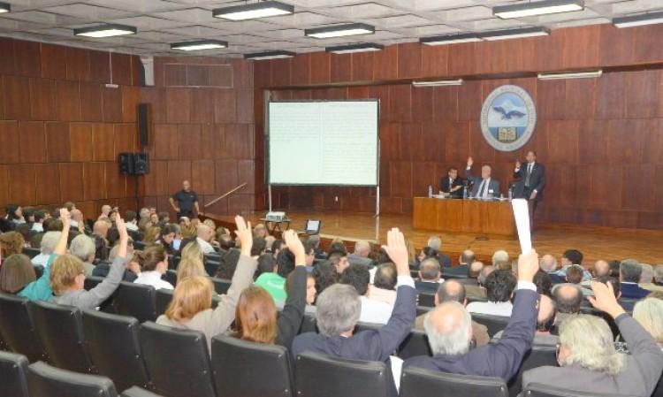 Reformaron Estatuto Universitario para contemplar situaciones no previstas en la elección de autoridades