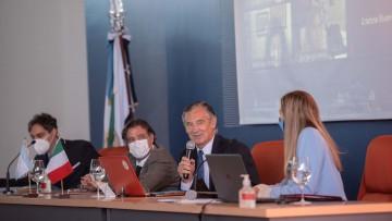 La UNCUYO y la Embajada de Italia crearon el Centro Ítalo Argentino Cuyo