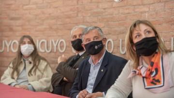 El Rector Pizzi encabezó la apertura del curso superior en Cultura, Turismo y Gestión territorial