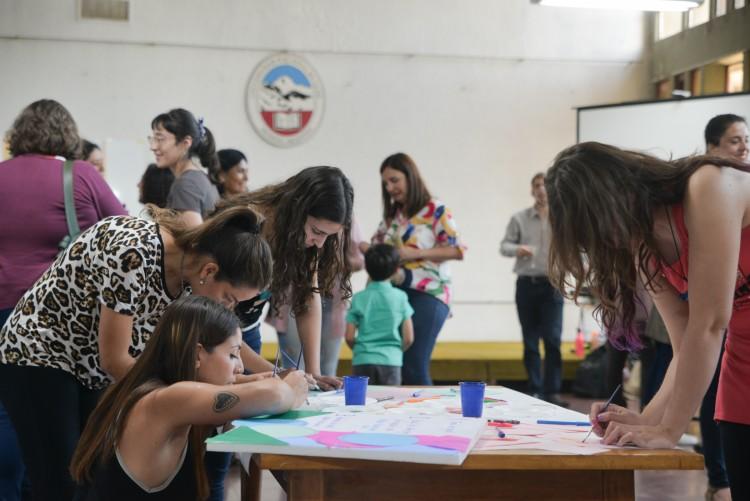Filosofía celebró la Noche de las Ciencias de la Educación