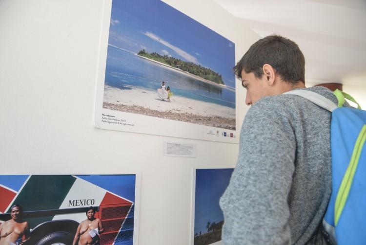 Inauguraron muestra fotográfica para repensar la diversidad cultural