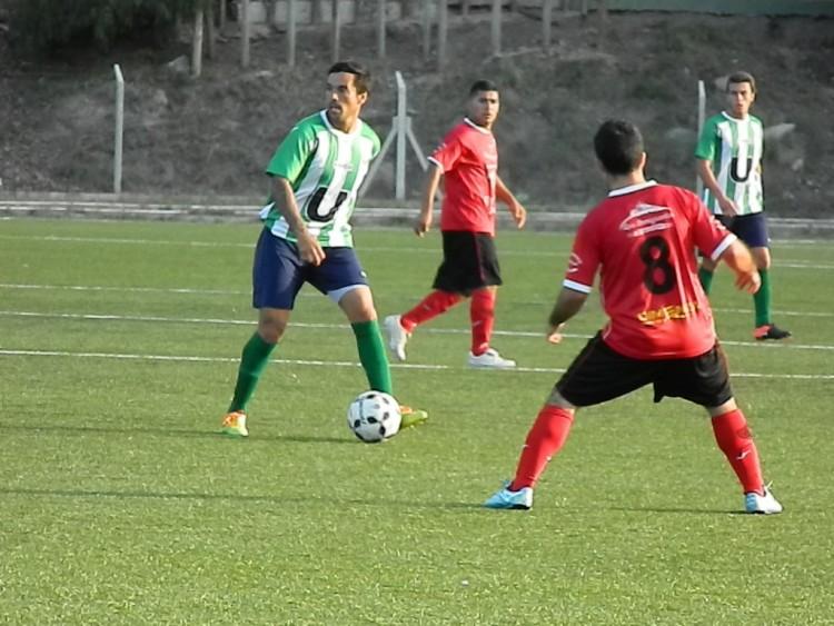 El equipo de fútbol de la UNCuyo debuta en Primera