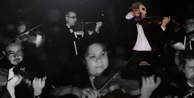 """Día de la Música: la Orquesta Sinfónica de la UNCUYO y Eclipse interpretan """"Comfortably Numb"""""""