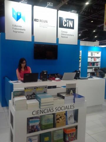 La Ediunc lleva sus títulos a la Feria del Libro