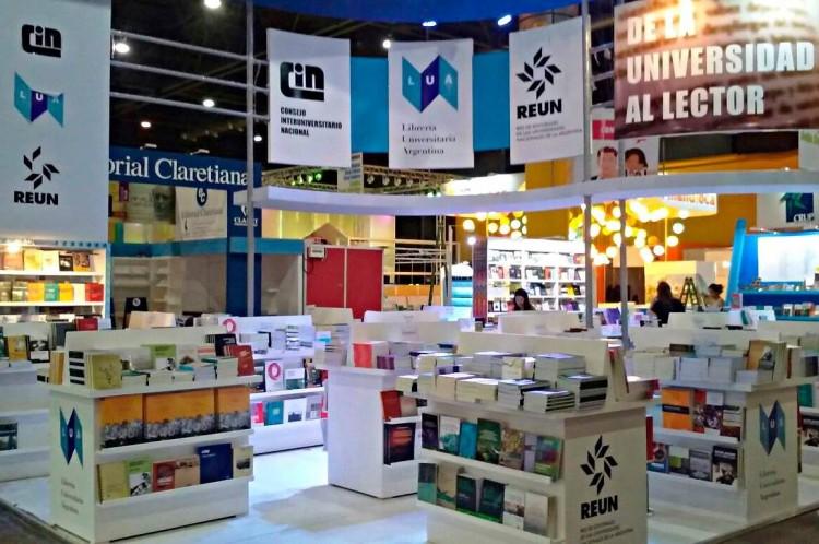 Ediunc mostrará sus últimos títulos en la Feria del Libro