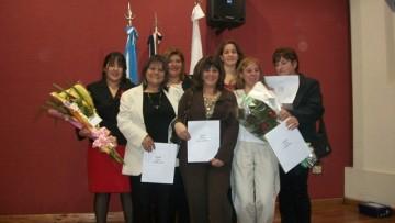28 nuevos licenciados en Enfermería egresaron en San Rafael