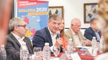 """Lanzan la convocatoria """"Desafíos 2020"""""""