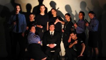 """Alumnos de la UNCuyo presentan la obra """"Bésame mucho"""" en el Quintanilla"""