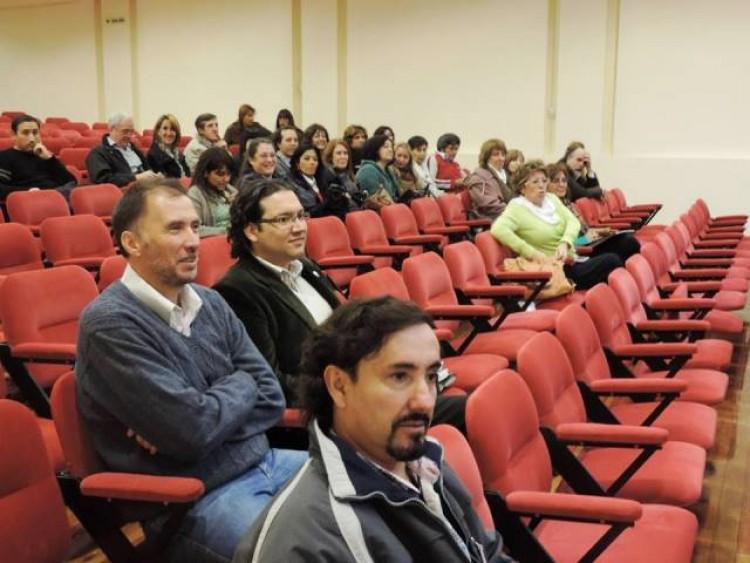 Reunión de referentes de Recursos Humanos de la UNCuyo