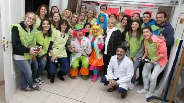 Servicio de atención odontológica a personas con discapacidad celebró 25 años