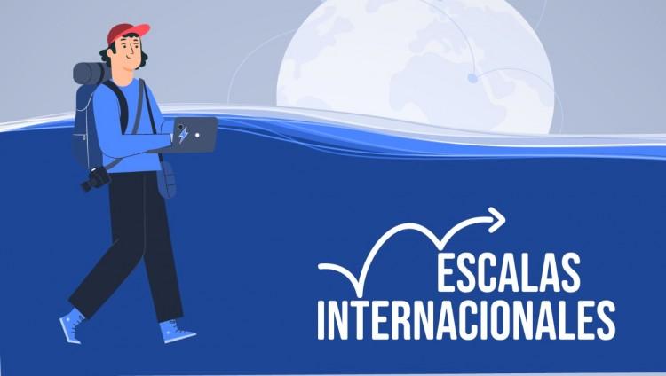"""Prepará tu viaje: """"Escalas Internacionales"""" para estudiar en el mundo"""