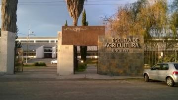 Suspenden clases en la Escuela de Agricultura de General Alvear