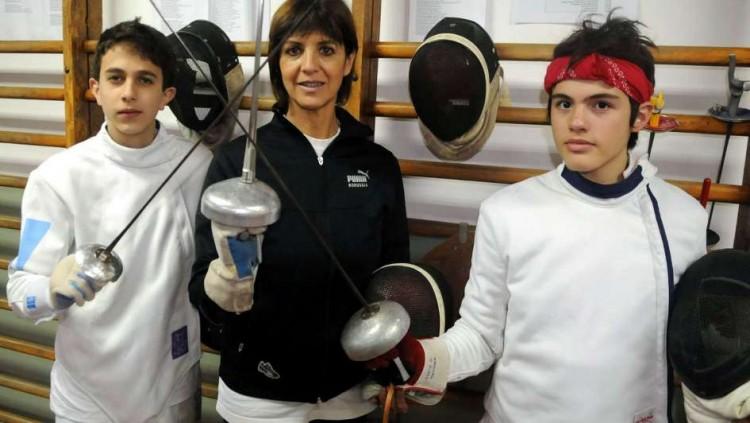 Esgrimista de la UNCuyo llevará la Antorcha Olímpica