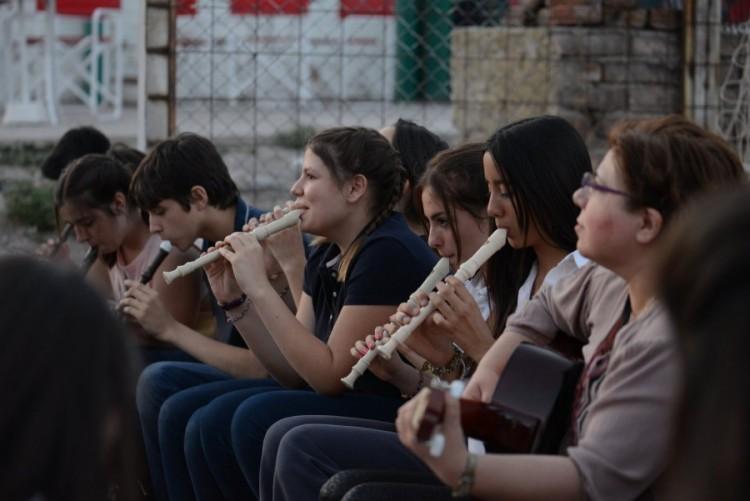 Oportunidad para aprender formación musical desde la infancia
