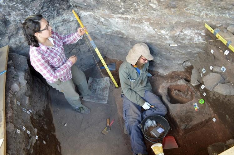 Investigadores de la UNCuyo hallaron restos arqueológicos de otro niño en Las Cuevas