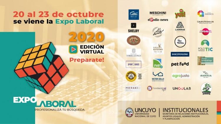 Cuenta regresiva: el martes empieza la Expo Laboral en su primera edición virtual
