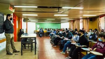 #PresencialidadUNCUYO: así arrancó Ciencias Políticas y Sociales la segunda mitad del año
