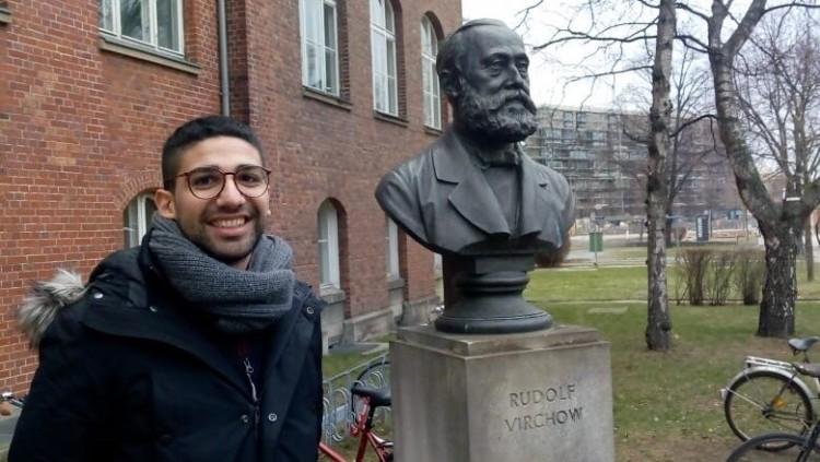 Estudiante de la UNCUYO es el único argentino en un congreso mundial de investigaciones