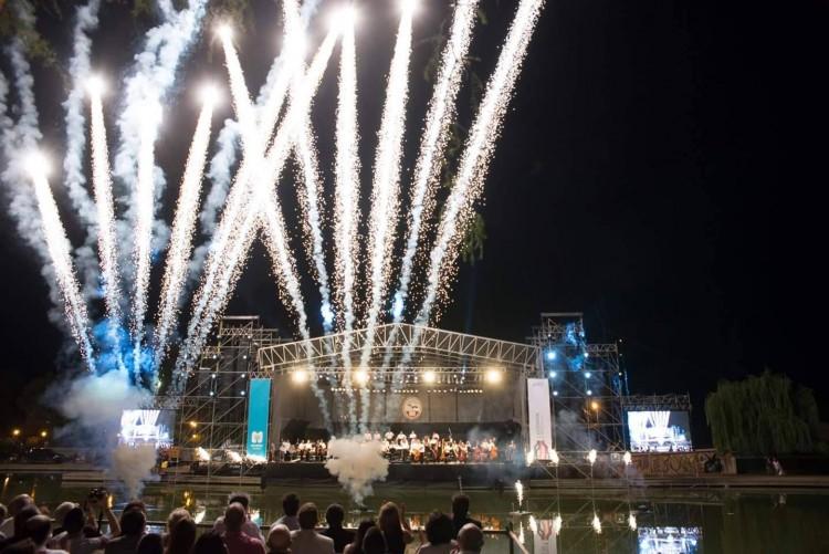 Dos conciertos de la UNCUYO cierran el año en el Parque Central