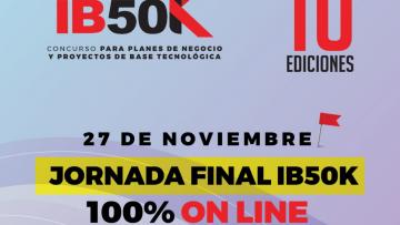 El Balseiro transmitirá online la jornada final del Concurso IB50K