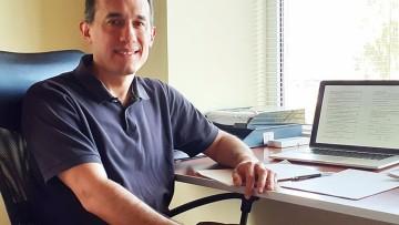 Docente del Instituto Balseiro recibió un premio de la Academia Nacional de Ciencias