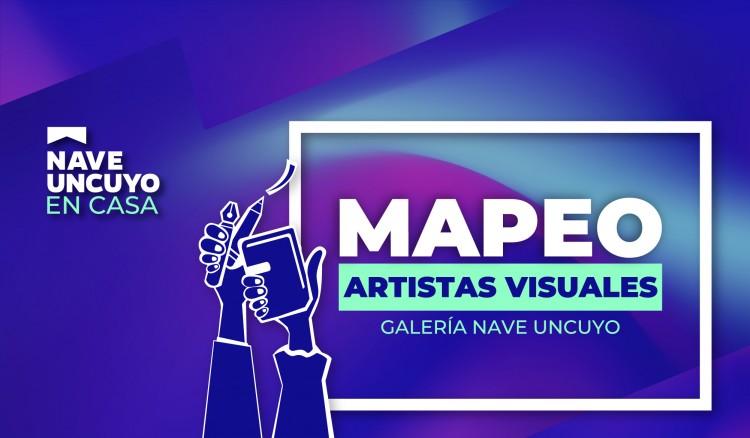 La Nave UNCUYO realiza un mapeo de Artistas Visuales