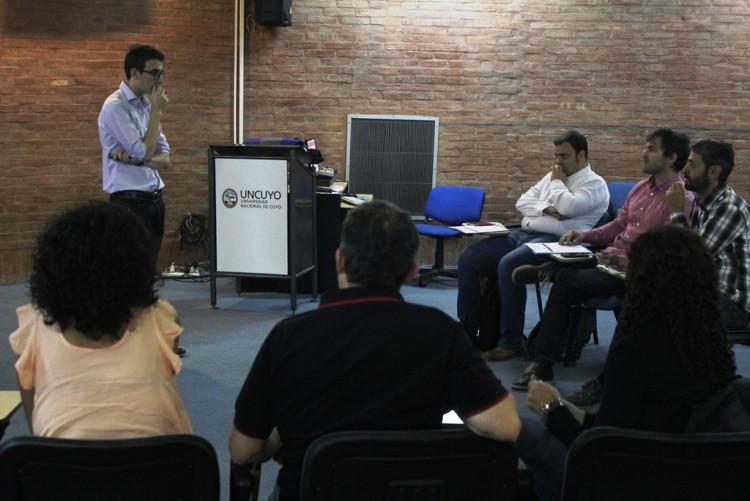 UNCuyo colaboró con proyecto que compite en Chile