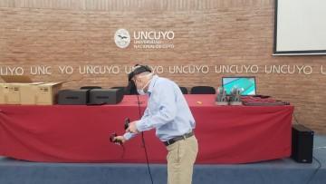 SALA: el simulador de realidad virtual en neurocirugía para formar a estudiantes e investigadores