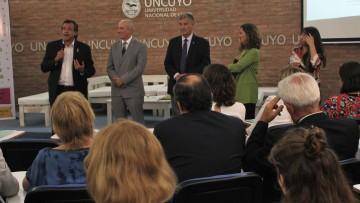 Presentaron informe sobre la participación de las mujeres en la UNCuyo
