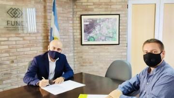 FUNC e IRAM acuerdan un nuevo programa de trabajo para el 2021