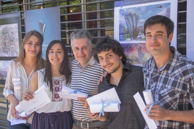 «Monumento al vuelo del espíritu» es el proyecto ganador del concurso de esculturas