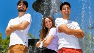 Dos egresados del CUC desarrollaron la app ganadora del concurso de la NASA