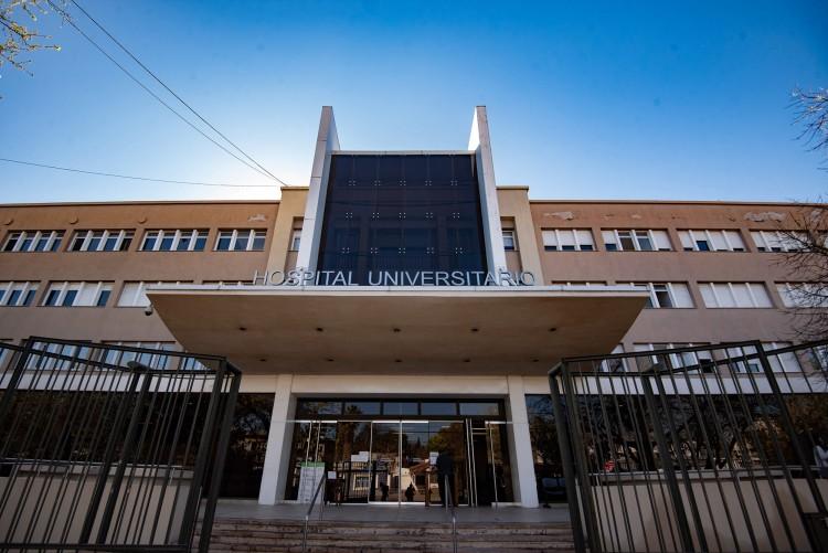 El Consejo Superior de la UNCUYO ratificó la suspensión de la sala COVID del Hospital Universitario