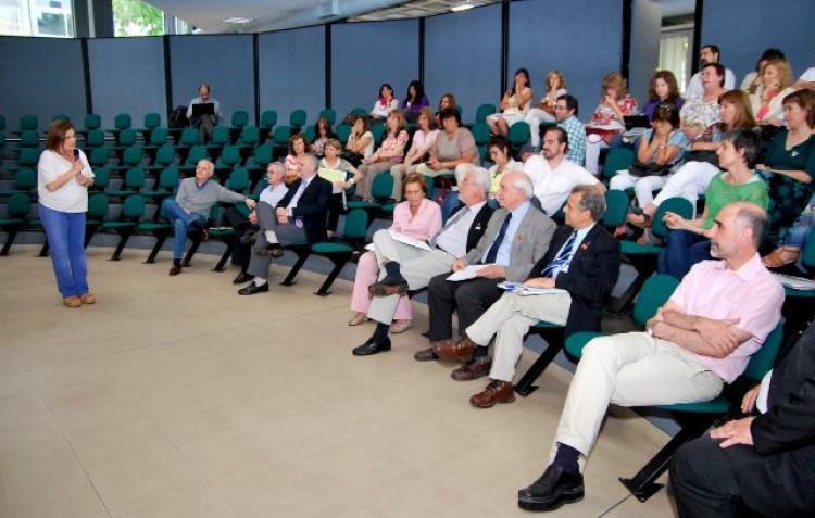 Reunión Plenaria de decanos de Ciencias Exactas y Naturales en la UNCuyo
