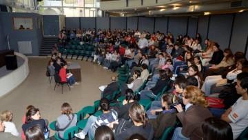 Analizaron la seguridad vial para estudiantes y profesores del Instituto de Ciencias Básicas