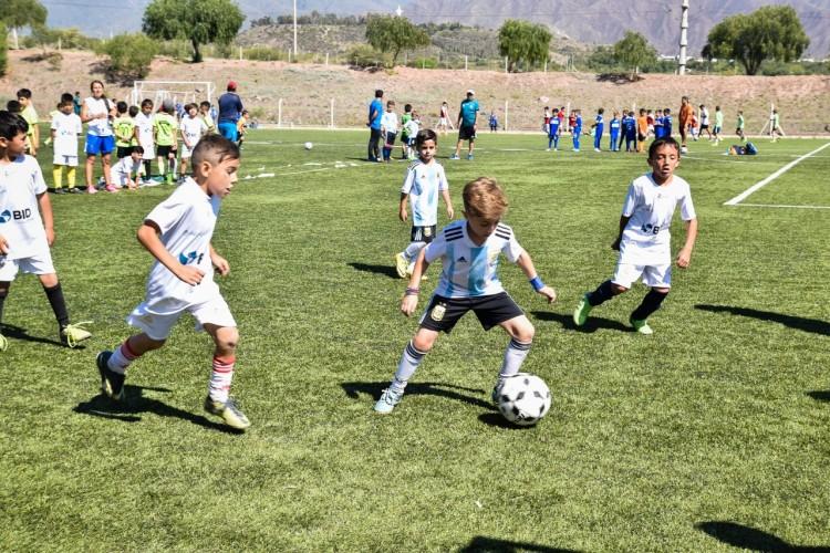 UNCuyo y Real Madrid promueven el deporte inclusivo