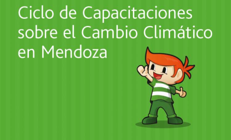 Presentan ciclo de capacitaciones sobre cambio climático