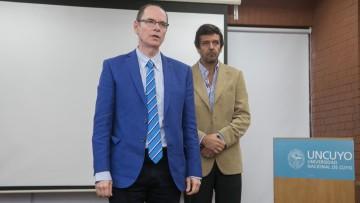 Asumió el nuevo director general del DAMSU
