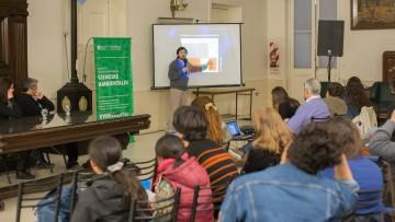 Comenzaron las actividades por el Mes del Árbol en la Universidad