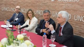 Red europea financia proyecto de internacionalización de la UNCuyo
