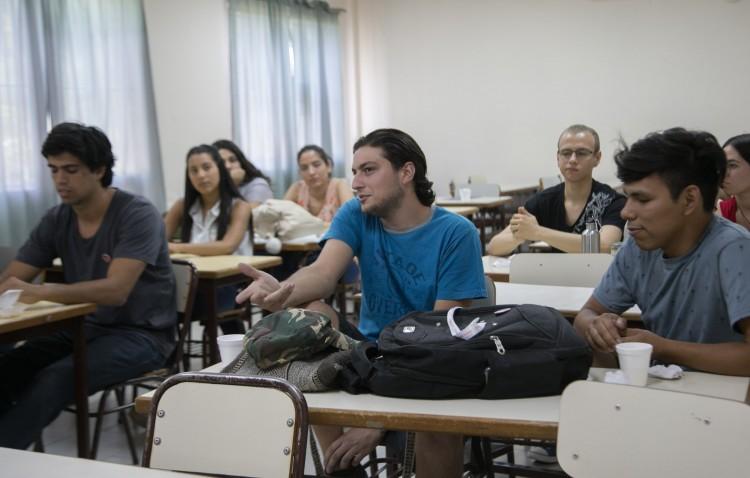 Estudiantes del Valle de Uco realizan microestadías empresariales